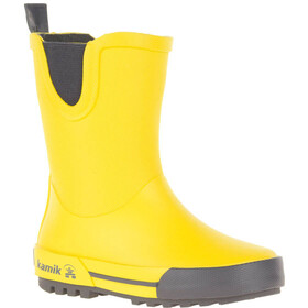 Kamik Rainplay Rubber Boots Toddlers Yellow